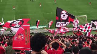 2017年9月23日 サガン鳥栖戦 キックオフ後すぐ失点… ゴールシーン 得点...