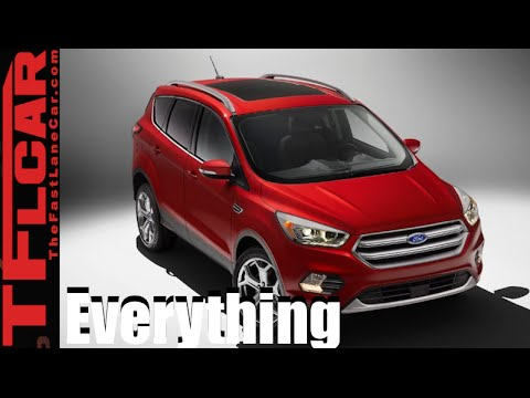 2017 Ford Escape: Everything You Ever Wanted to Know