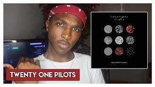 Twenty One Pilots - Blurryface Album (REACTION) | Jayden Alexander