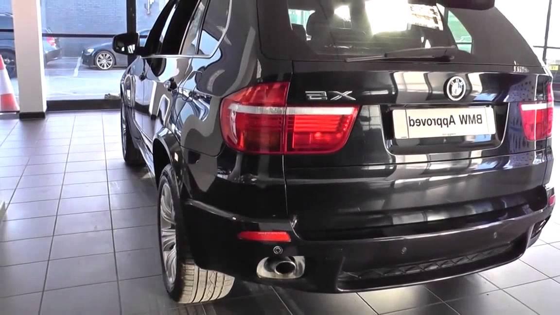 BMW X5 30d M Sport 5dr Auto 7 Seat U17392  YouTube