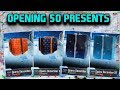 OPENING 50 GIFT AND PRESENT PACKS FOR ZERO CHILL | MADDEN 19 ULTIMATE TEAM
