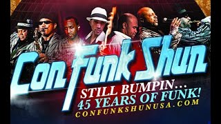 Confunktion Band: Funk Music San Jose, CA Summer Jazz Festival  8/1/2018