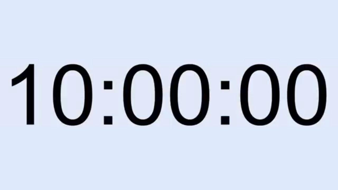 Download 10 hour timer
