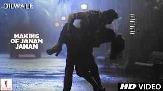 Download Video Dilwale | Making of Janam Janam | Kajol, Shah Rukh Khan | A Rohit Shetty Film MP3 3GP MP4