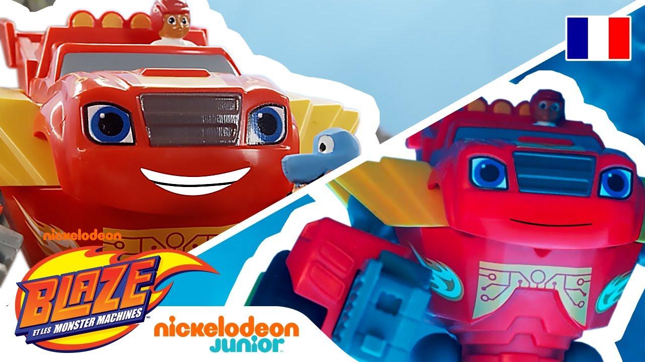 Download Blaze vs. les robots démolisseurs! | Blaze et les Monster Machines