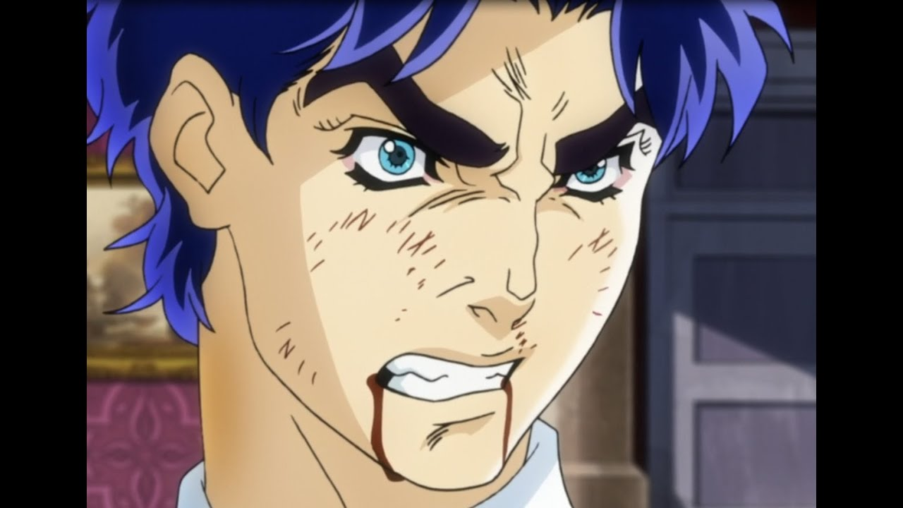 JoJos Bizarre Adventure Episode 1 Anime Review
