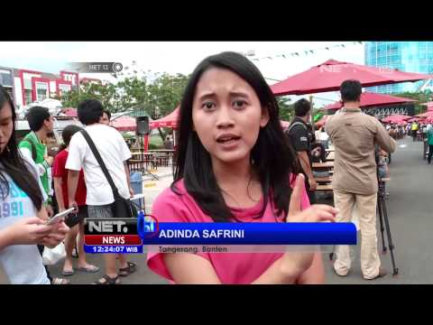 Festival Food Truck di Tangerang -NET12