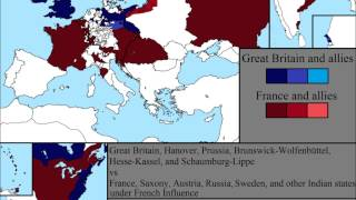 The Seven Years War: Every Fortnight