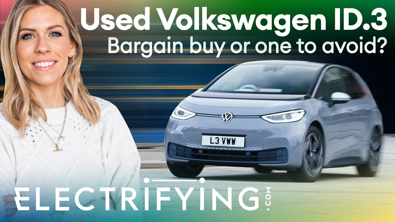 Volkswagen ID.3 used buyer's guide & review - Bargain buy or one to avoid? / Electrifying