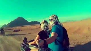 Экстрим сафари Египет Шарм Эль Шейх. Extreme. Egypt (Sharm El Sheikh) Экскурсия Go Pro(Видео снято на экшен камеру. Экстрим сафари на квадроциклах в Египте (Шарм Эль Шейх). Видео экскурсии на..., 2015-12-04T20:18:06.000Z)