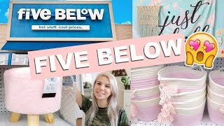 ☆ Five Below | CHEAP ROOM DECOR ☆