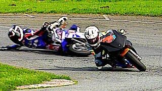 Crash! Minibike & Karting Fails from the British Championships inc. Last Lap Dramas!