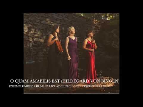 Ensemble Musica Humana - O quam amabalis est