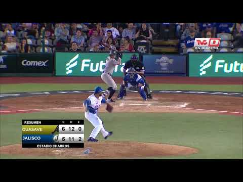 Naranjeros vs. Charros, 17de Diciembre 2019 from YouTube · Duration:  2 minutes 11 seconds