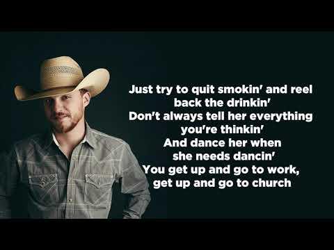 Ain't Nothin' To It (Lyrics) - Cody Johnson (Ain't Nothin' To It Album)