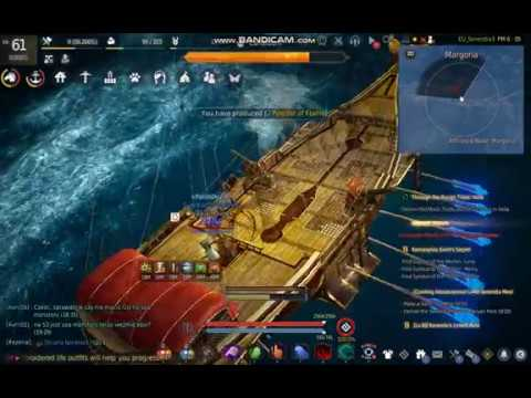 BDO: Epheria Sailboat vs Candidum