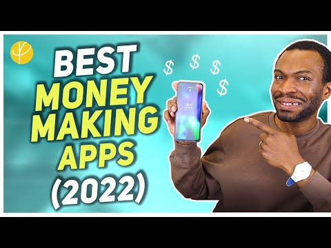 9 BEST APPS To MAKE MONEY ONLINE UK From Your Phone 💰 [2021]