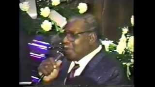 Rev. Paul Jones Homegoing Celebration