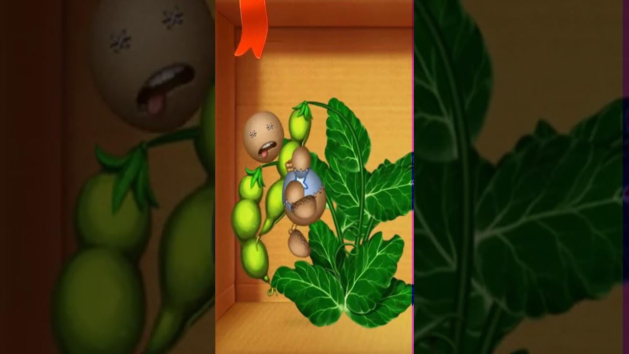 Plants Pea vs Kick The Buddy New Video Best Funny GamePlay Walkthrough #Shorts