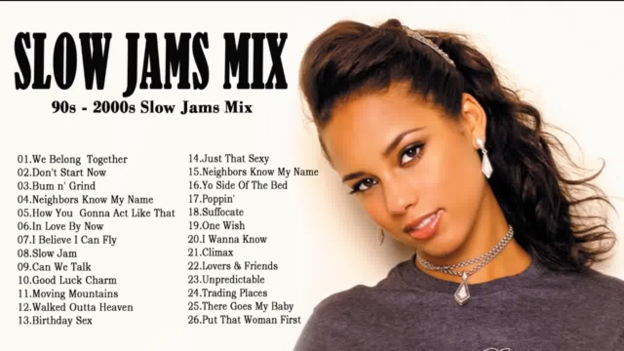 90 2000 Slow Jams Mix Download
