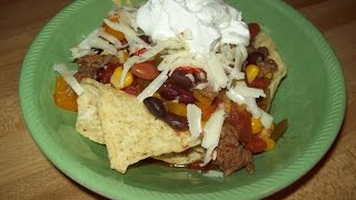 Easy Crockpot Taco Soup Recipe!