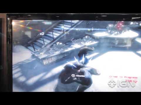 GAMES13: Gameplay - Batman: Arkham Origins - أسلوب لعب |