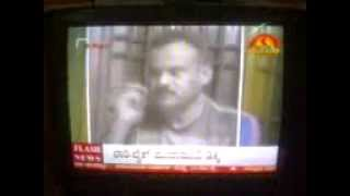 BJP Karnataka MLA - Suresh Gowda caught RED HAND in horse trading.