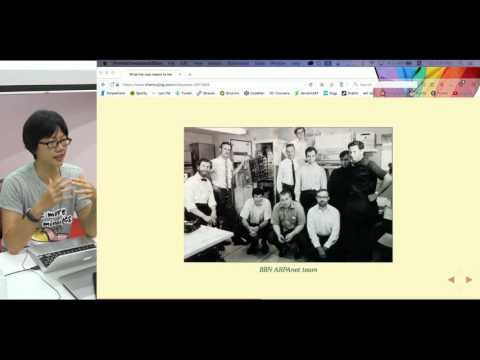 What the web means to me - Women Who Code Singapore
