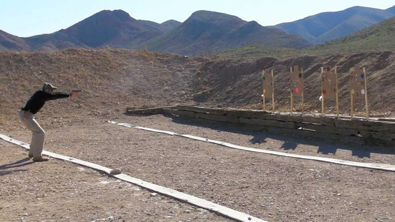 Sierra Vista, AZ Public Range - Practical Handgun Shooting ...