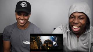 COURSE HE DID | Headie One - Of Course [Music Video] | GRM Daily - REACTION