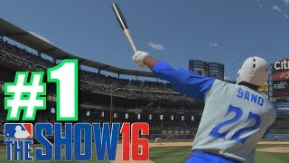 EPIC FIRST BATTLE ROYALE GAME! | MLB The Show 16 | Battle Royale #1
