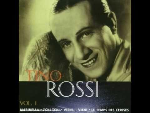 Tino Rossi - Le temps des cerises, 1938