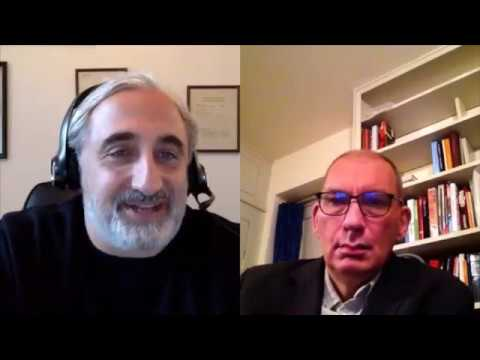 My Chat with Nick Cohen, Author and Journalist (THE SAAD TRUTH_297)
