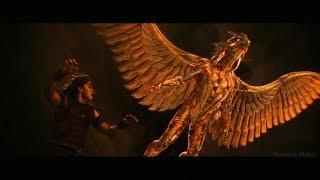 Превращение Гора — Боги Египта (2016) HD