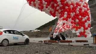 Uçan Balon Yapımı - Sönmez Balon