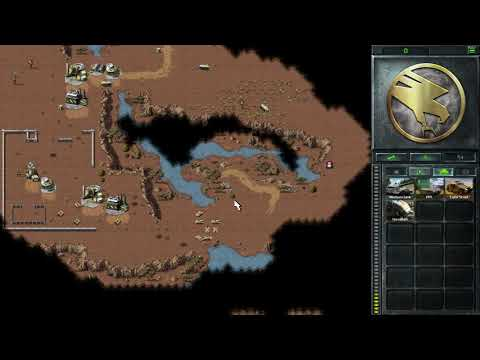 Command & Conquer: Remastered Hard - GDI '97 Special Ops - 03 |