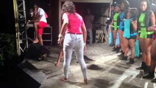 Aidonia Lime Road Show Performance - July 2013