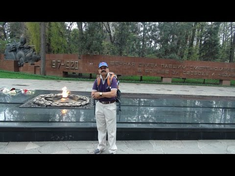 ALMATY  KAZAKHSTAN TOUR BY THE GREAT INDIAN TRAVELLER