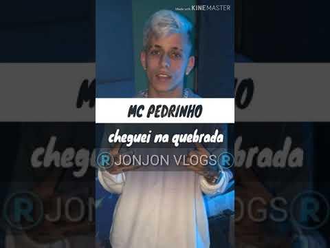 MC Pedrinho - Cheguei Na Quebrada Feat [DJ-KALFANI] Lançamento 2019