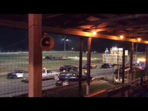 Sean Boyce 7/8/17 Charleston Speedway actual part 1