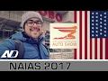 Auto Show de Detroit 2017 - Vlog
