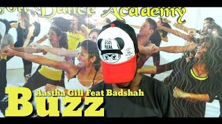 Aastha Gill - Buzz feat Badshah || priyank sharma || cover Dance Choreography || S.S.S