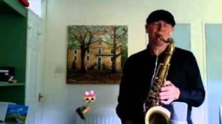 All of me - Ian Boyter Tenor Sax