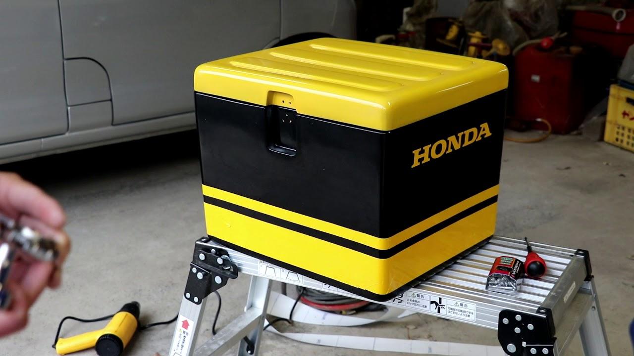 バイク リヤ ボックス