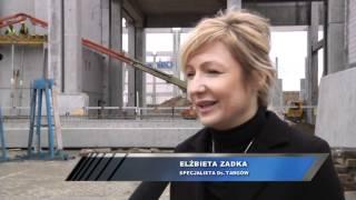 Relacja z budowy Demuth Areny Ostróda w TV Ostróda