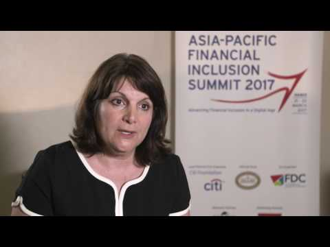 Brandee McHale - Asia Pacific Financial Inclusion Summit 2017