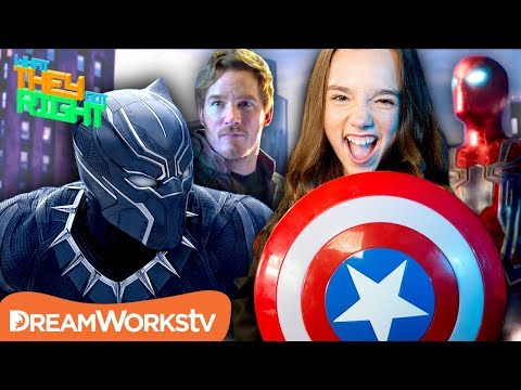 Avengers: Comic Books vs Movies INFINITY WAR! | WHAT THEY GO