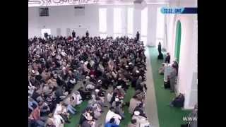 Rückblick - Aktionen der Ahmadiyya Muslim Gemeinde Deutschland 2012-2013