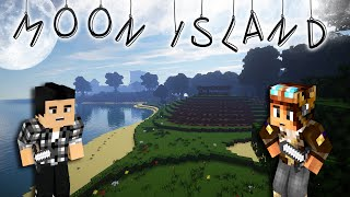 Minecraft - Moon Island #Ep8 Direction le Volcan !