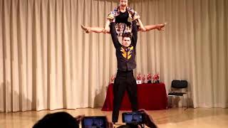 Rob Sabroson y Sayorita - Kizomba and Semba Japan Champions 2019
